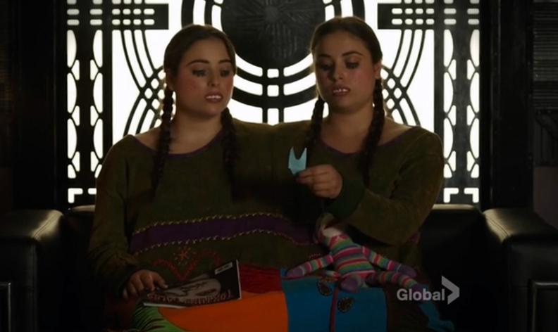 Lesbian twins 69
