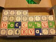 blocks that spell doccubus 4eva