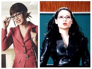 kenzi and lucy liu comparison