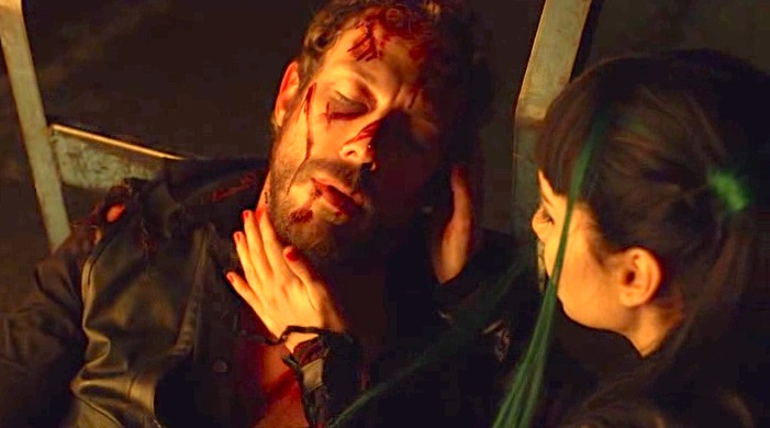 kenzi and dyson relationship problems