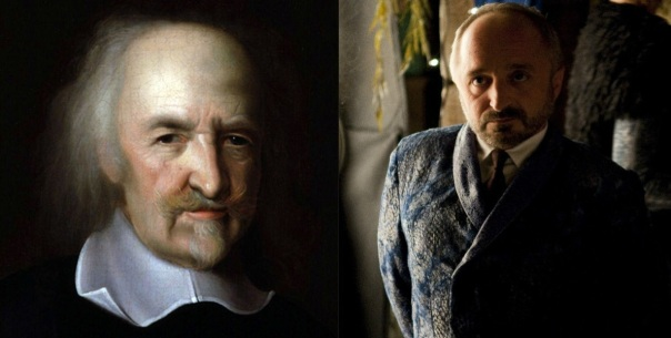 Thomas Hobbes and Trick - was Hobbes Fae?